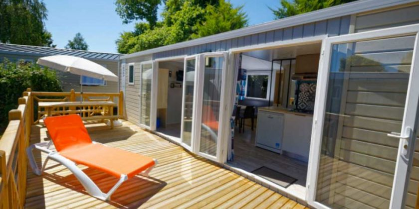 mobil home fouesnant