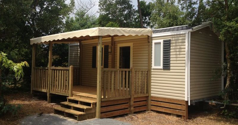 location mobil home messanges