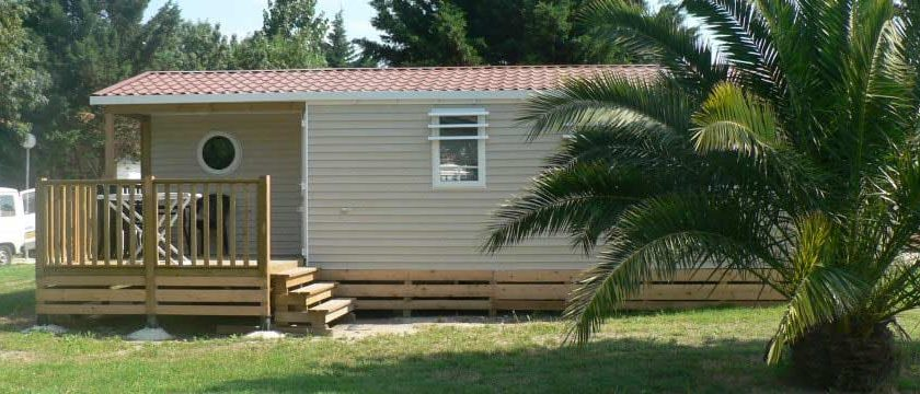 mobil home provence
