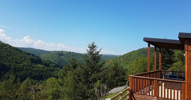 location mobil-home Cantal
